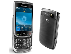RIM lanza el BlackBerry Torch 9800 para competir vs el iPhone