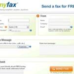 Enviar Fax por internet gratis