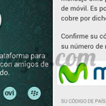 Whatsapp para Movistar