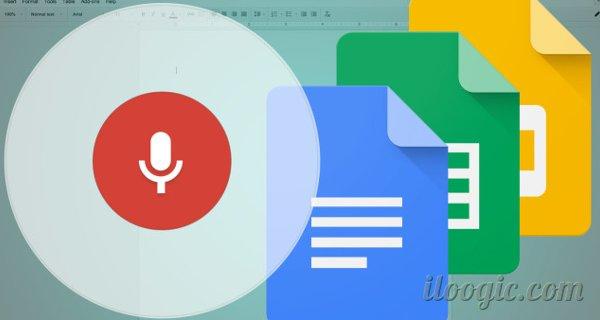 Google Docs incorpora la opción de dictado por voz
