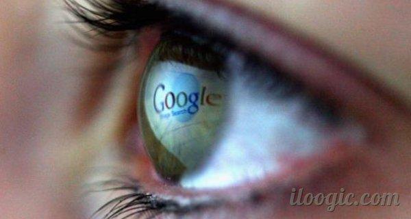 google lente contacto chip ojos