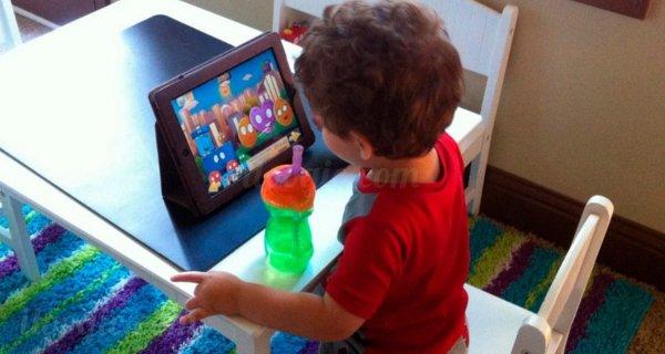 ninos bebes aplicaciones tablet celular aprender gratis