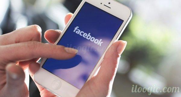 nuevo facebook celular mano