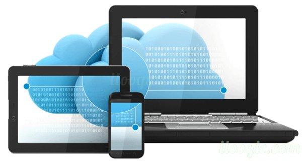 respaldo informacion celukar laptop nube internet tablet