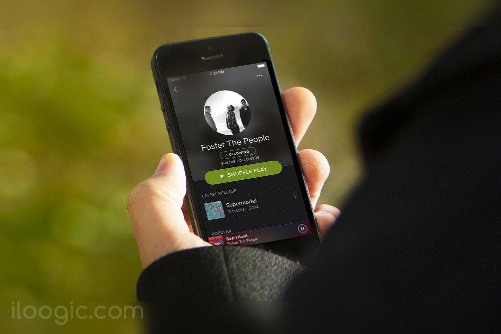Spotify aprende de nosotros cada vez que le damos play a una canción
