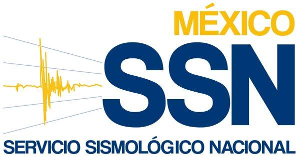 logo ssn unam mexico servicio sismologico nacional