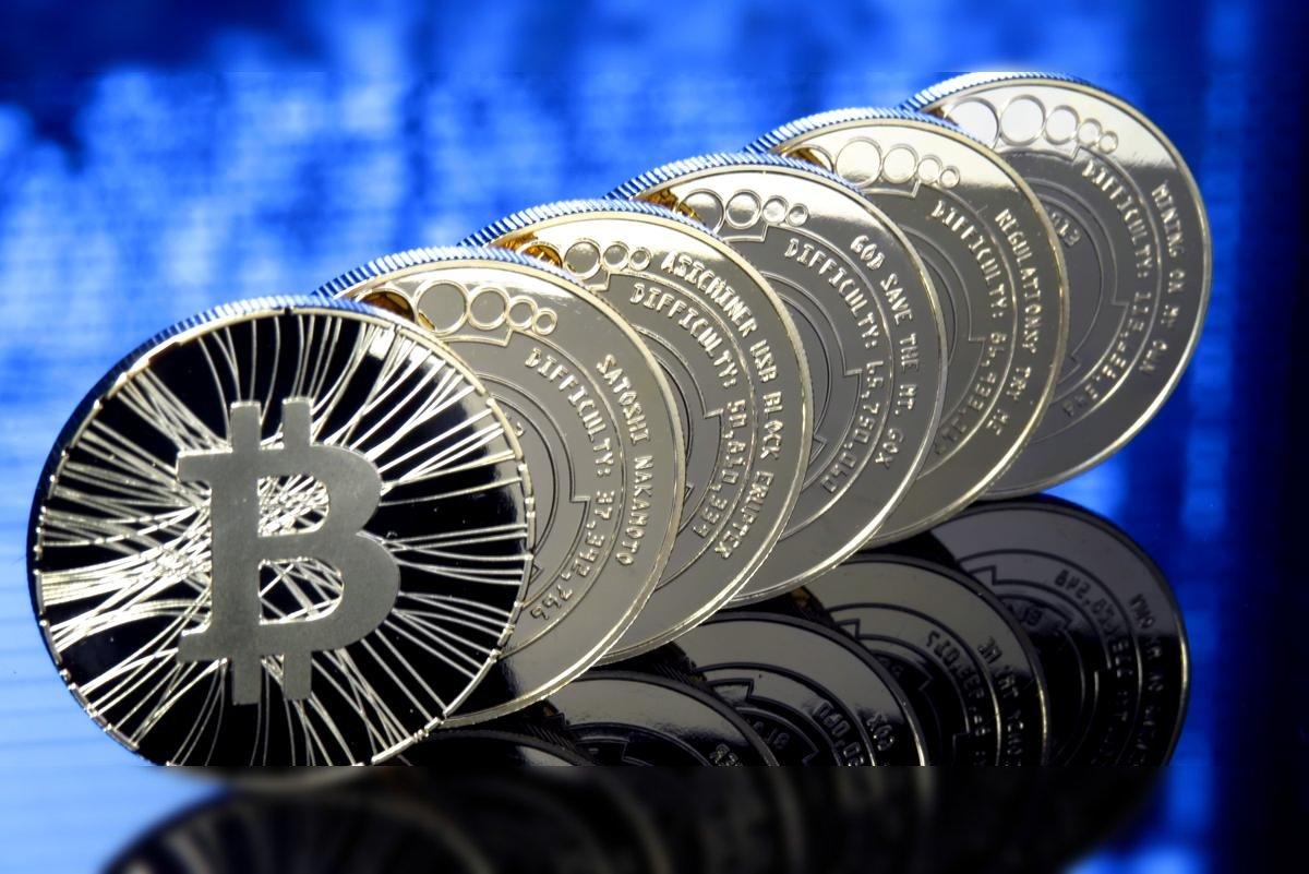 bitcoin monedas plata
