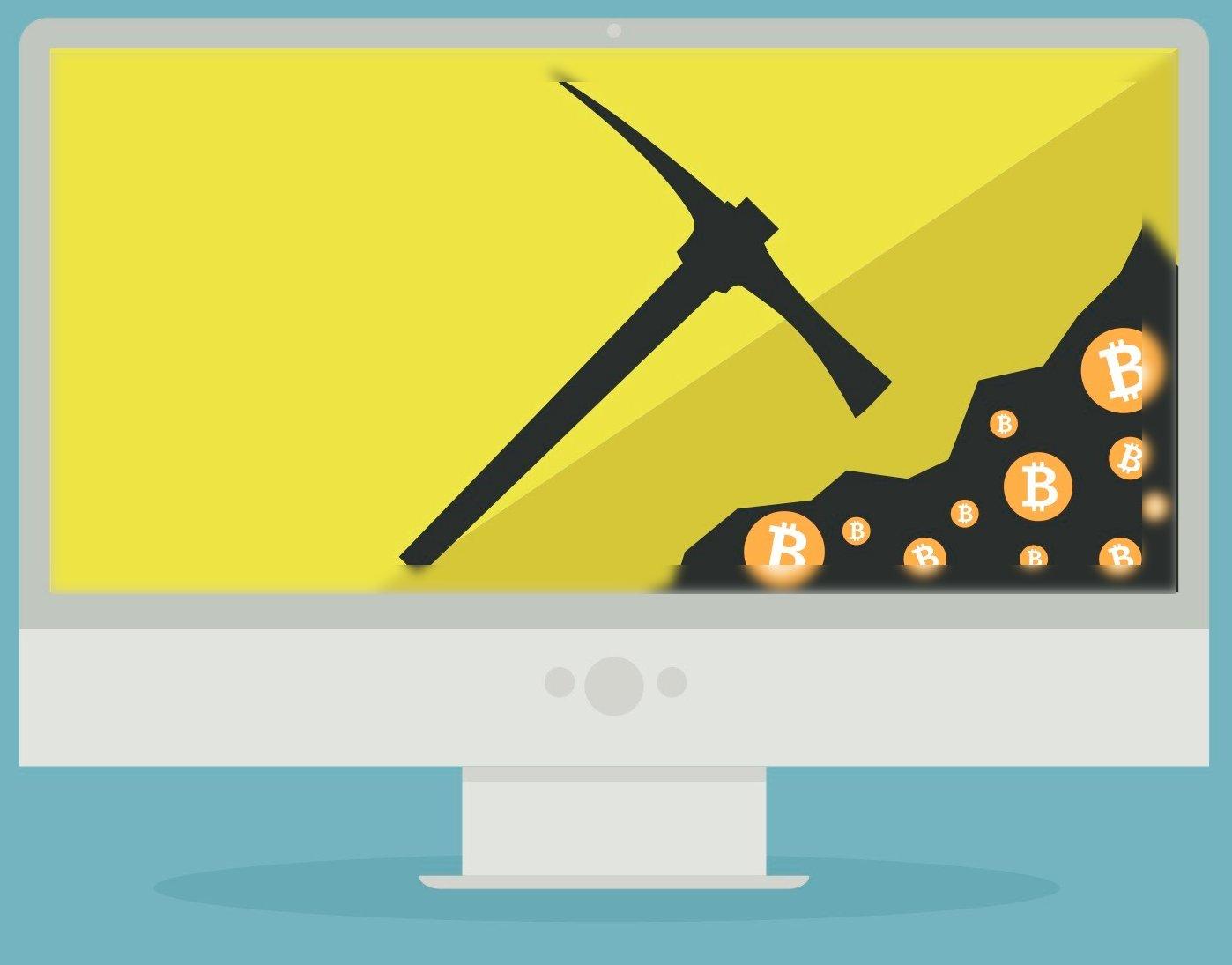 computadora minar bitcoin