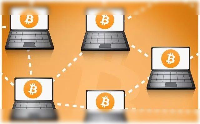 computadoras bitcoin red nodos servidores