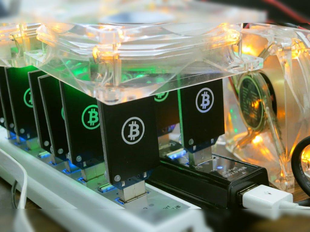Equipos Minar Bitcoin