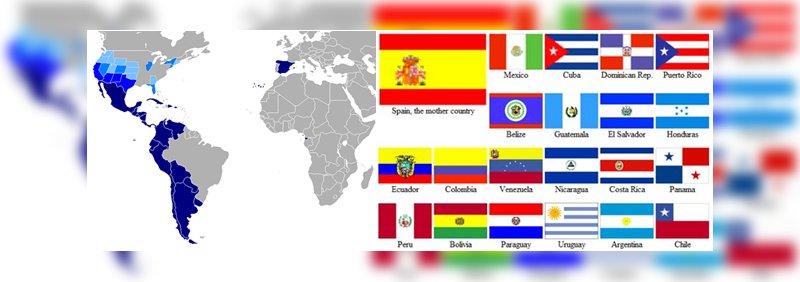 ¿Quién habla español en el Mundo? Paises y personas