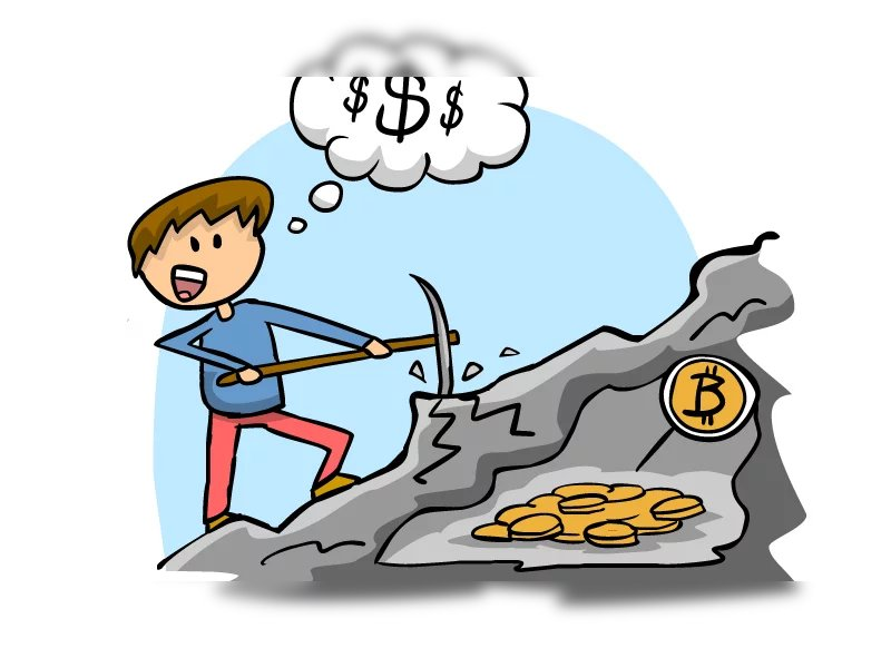 Equipos mineros de Bitcoin