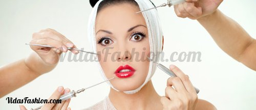 mujer cirugia plastica cara estetica