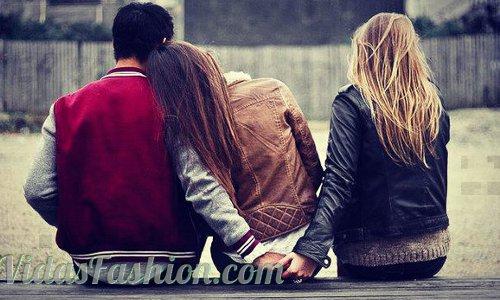 parejas infieles tres personas