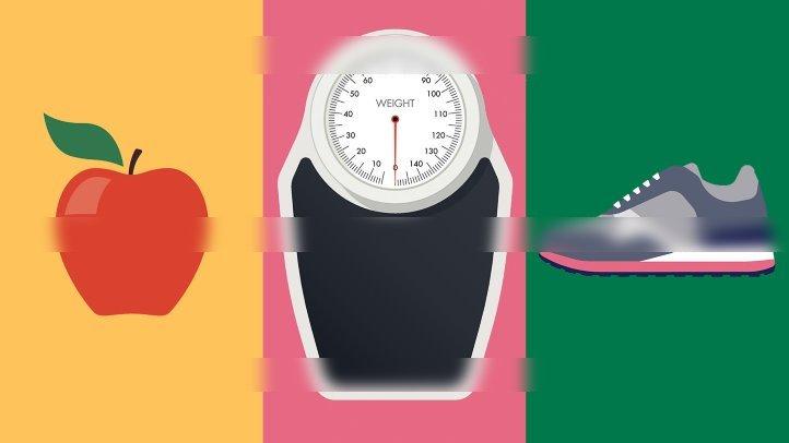 perder peso alimentacion cuidado ejercicio