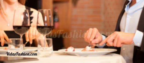 ¿Qué comer y beber antes de una cita?