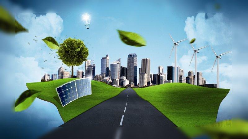 tecnologia verde ciudad energia