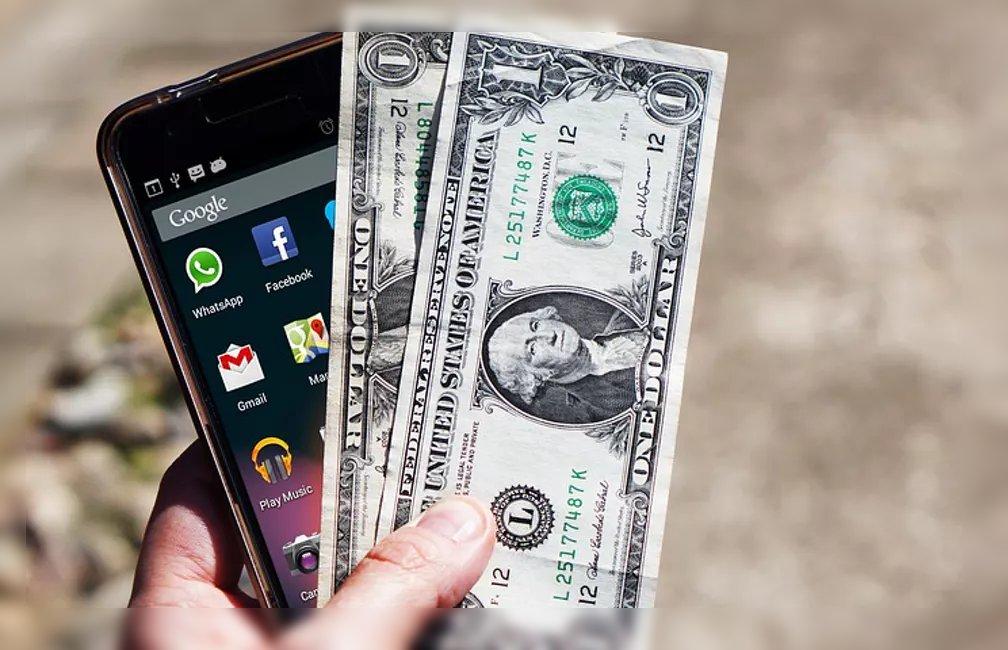 iphone 2 dolares