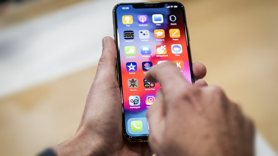 iphone nuevo recargas