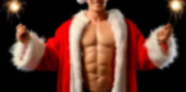 santa claus navidad fiesta