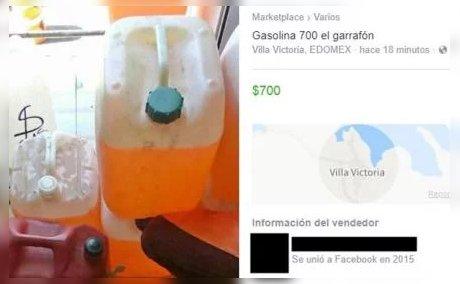 facebook gasolina edomex