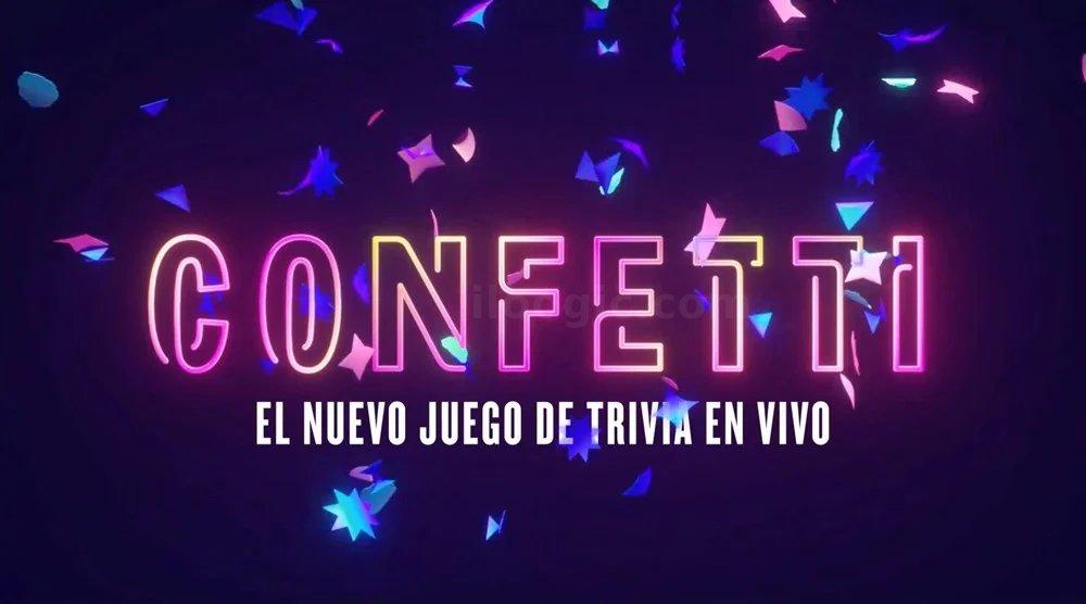 confetti juego facebook