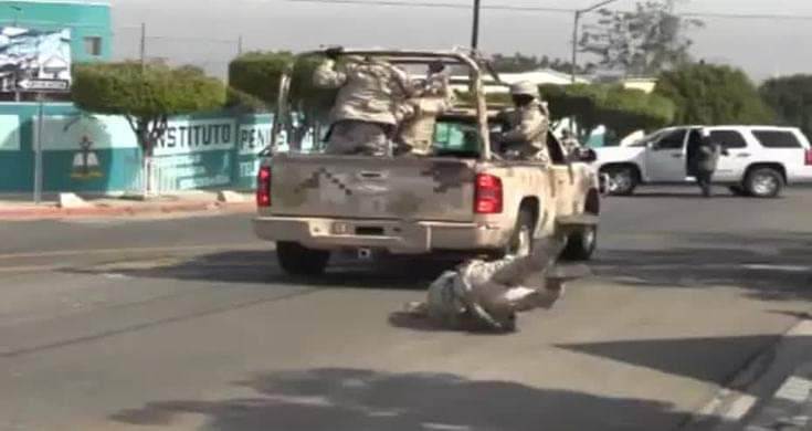 soldado caido literal