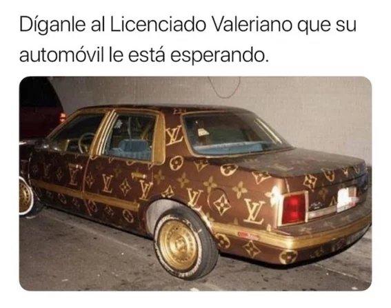 auto lic valeriano