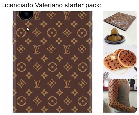 lic valeriano starter pack