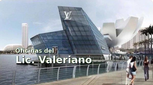 Lic. Valeriano podría demandar a Louis Vuitton