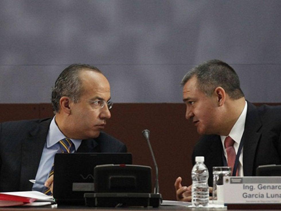 Policía Federal recibió sobornos cuando Calderón fue Presidente