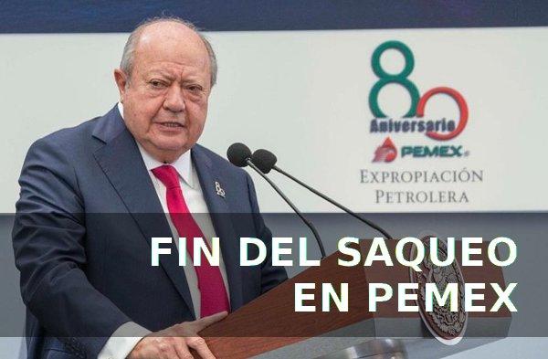 romero deschamps pemex saqueo corrupcion