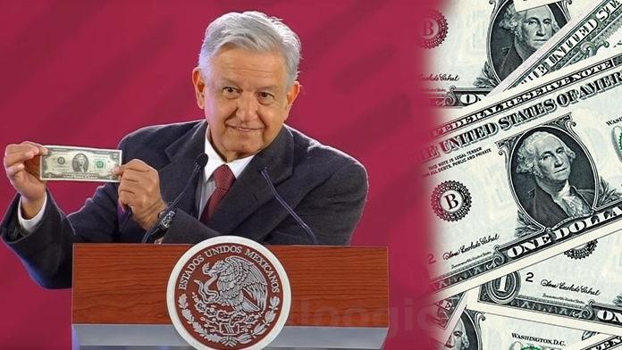 amlo dolar dolares