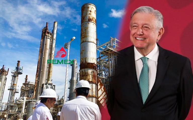 Pemex inicia el 2020 con aumento en producción de gasolina: AMLO