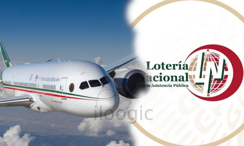 avion presidencial amlo loteria nacional rifa