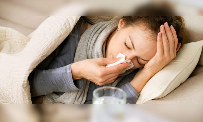 Tos y fiebre. Dos síntomas del coronavirus