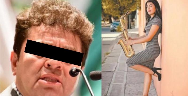 ex diputado pri oaxaca ataque saxofonista